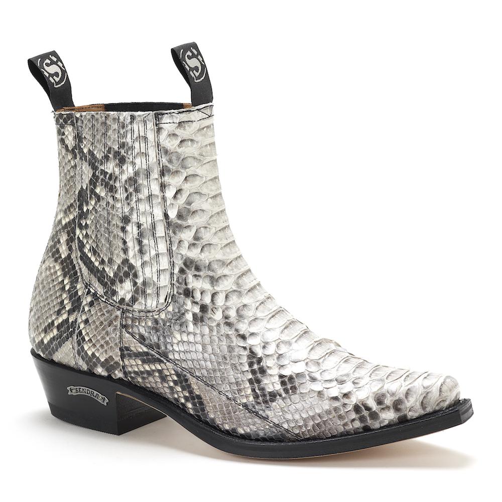9f89c24c6b2 Mens Sendra 1692 Snakeskin Ankle Boot in 2019 | Fashion | Snakeskin ...