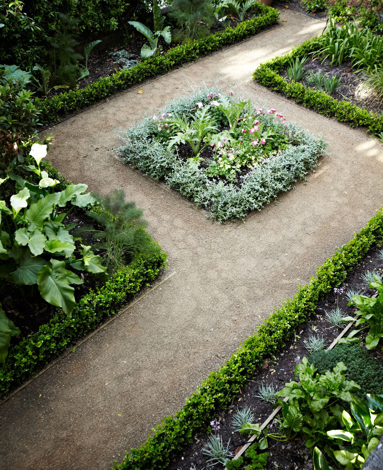 Garden Design By Christopher Nicholas (With Images