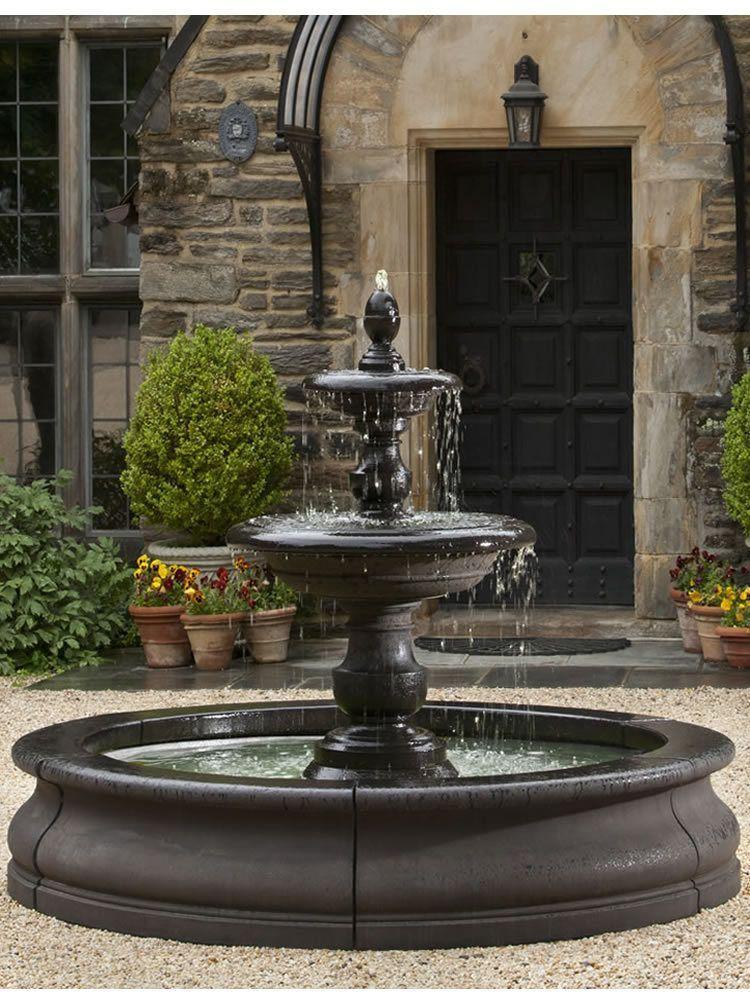 Garden Fountains Outdoor Decor