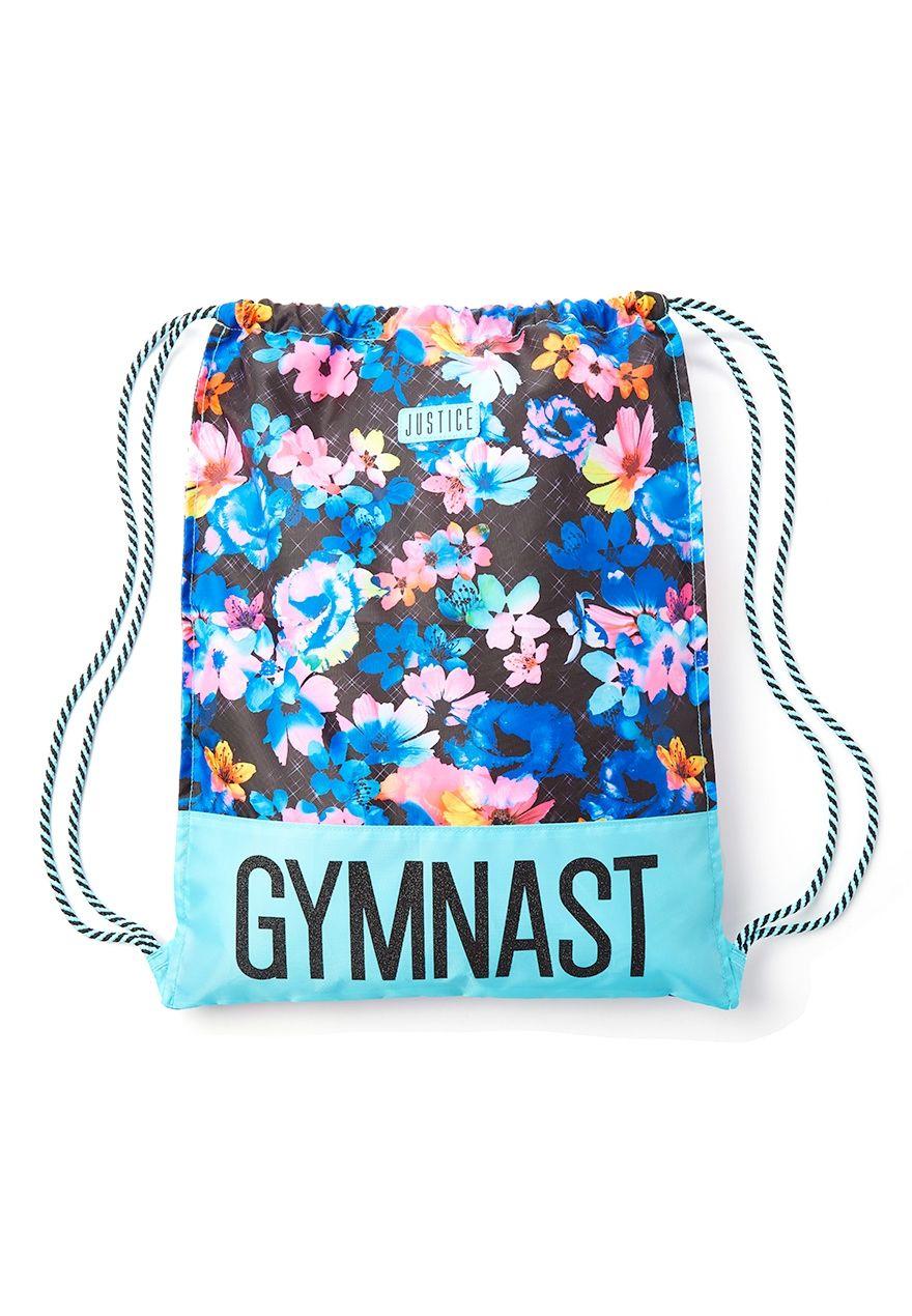 390375588aeb Floral Gymnast Drawstring Tote (original price