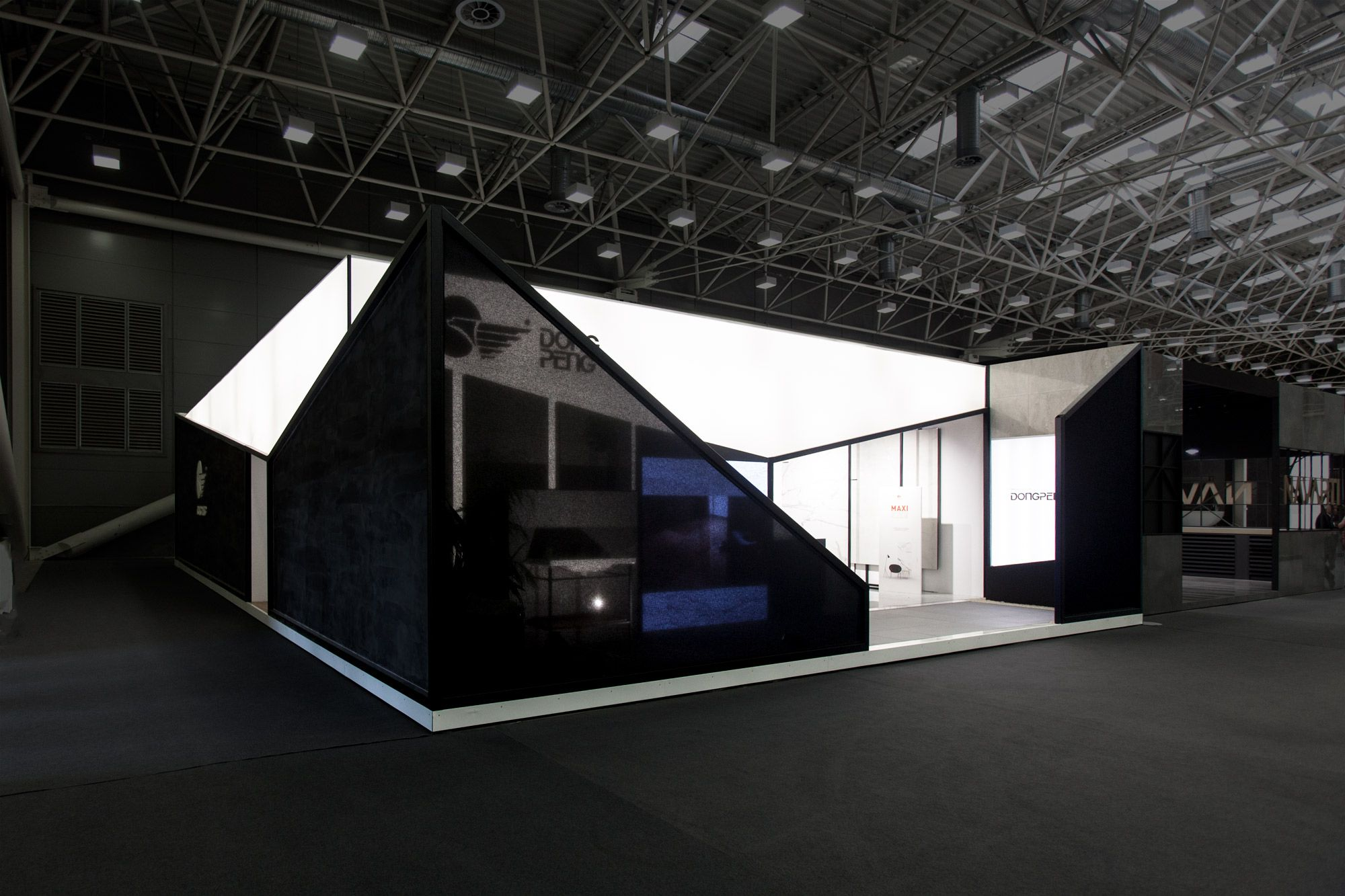 Vxlab Projects In 2020 Exhibition Stand Design Stand Design Booth Design