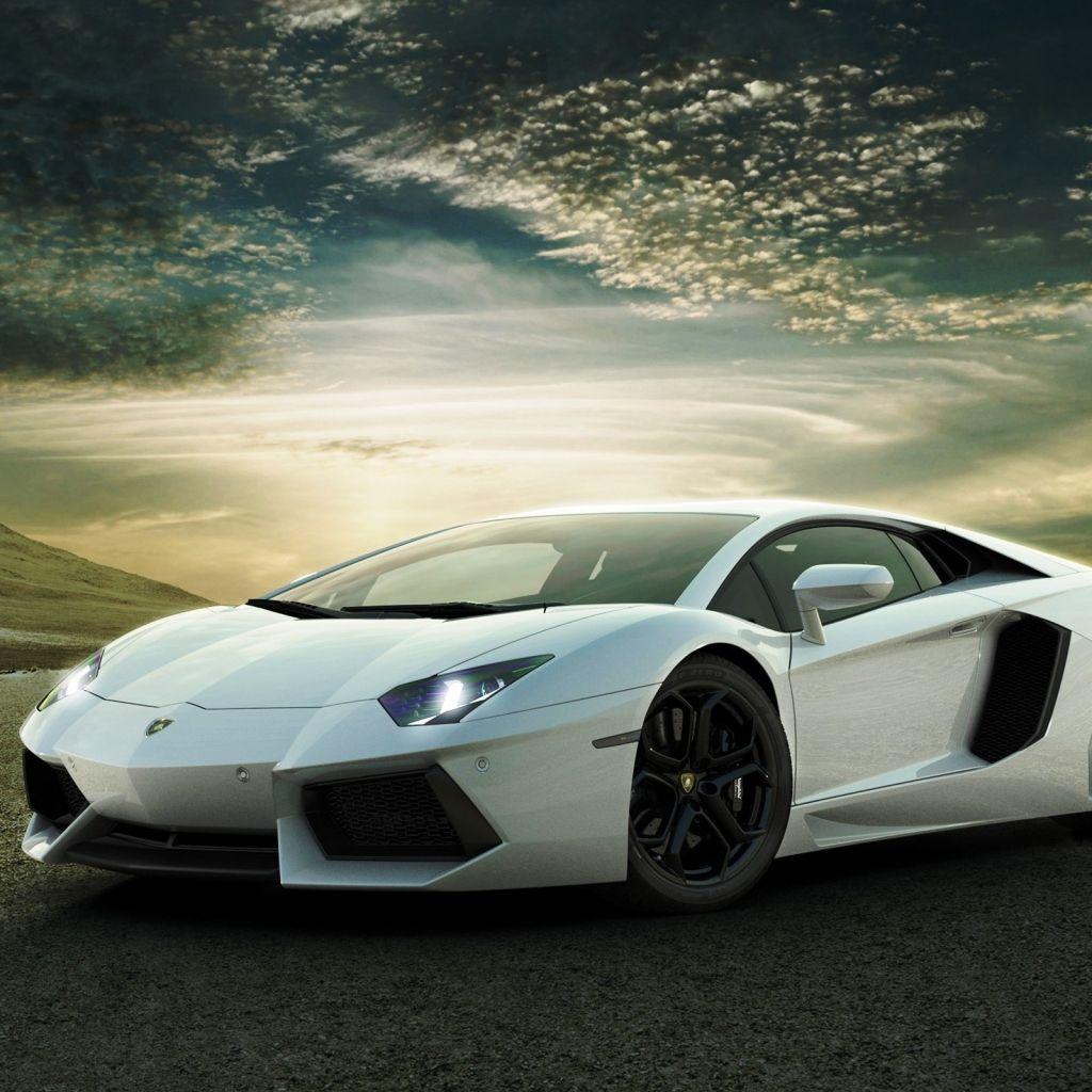 3D Wallpaper Lamborghini