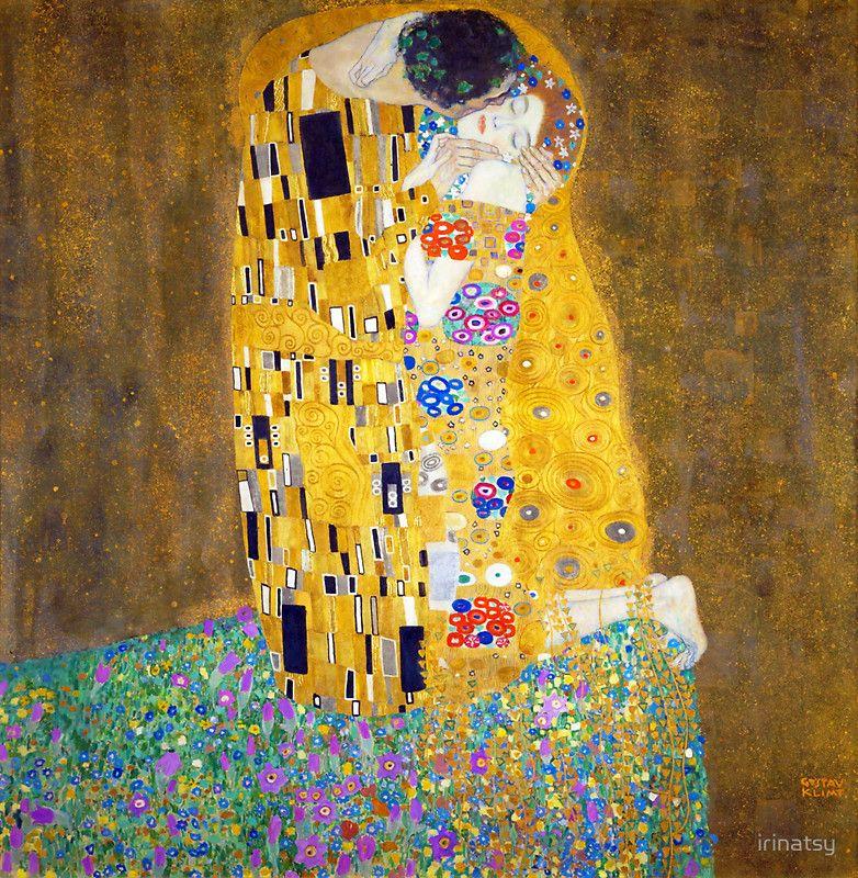 Gustav Klimt The Kiss The Kiss Klimt Klimt Paintings Gustav Klimt
