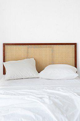 Rattan Headboard Guest Bedroom Bedroom Headboard Rattan