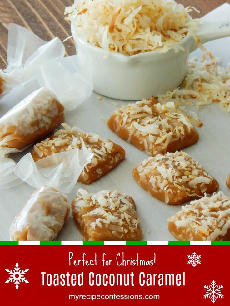 Photo of Toasted Coconut Caramel – My Recipe Confessions
