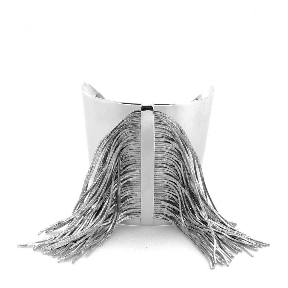 Ca silver cuff