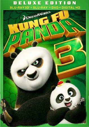 Kung Fu Panda 3 2016 Brrip 800mb Hindi Dual Audio Org 720p