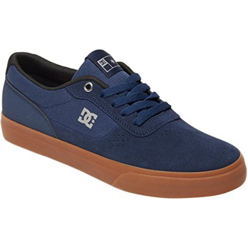 DC Shoes Mens Dc Shoes Switch S - Skate Shoes - Men - Us 9 -