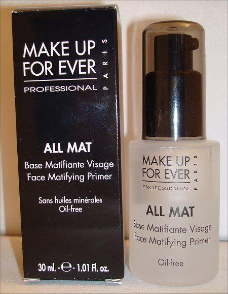 Make Up For Ever All Mat Foundation Primer