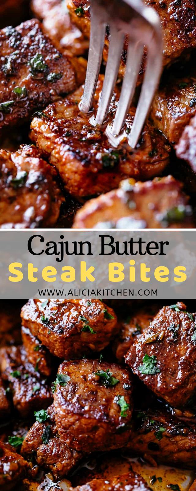 Photo of Cаjun Buttеr Steak Bіtеѕ – Cooking Recipes