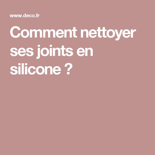 Comment Nettoyer Ses Joints En Silicone Avec Images Nettoyer Joint Silicone Comment Nettoyer Cafetiere Italienne
