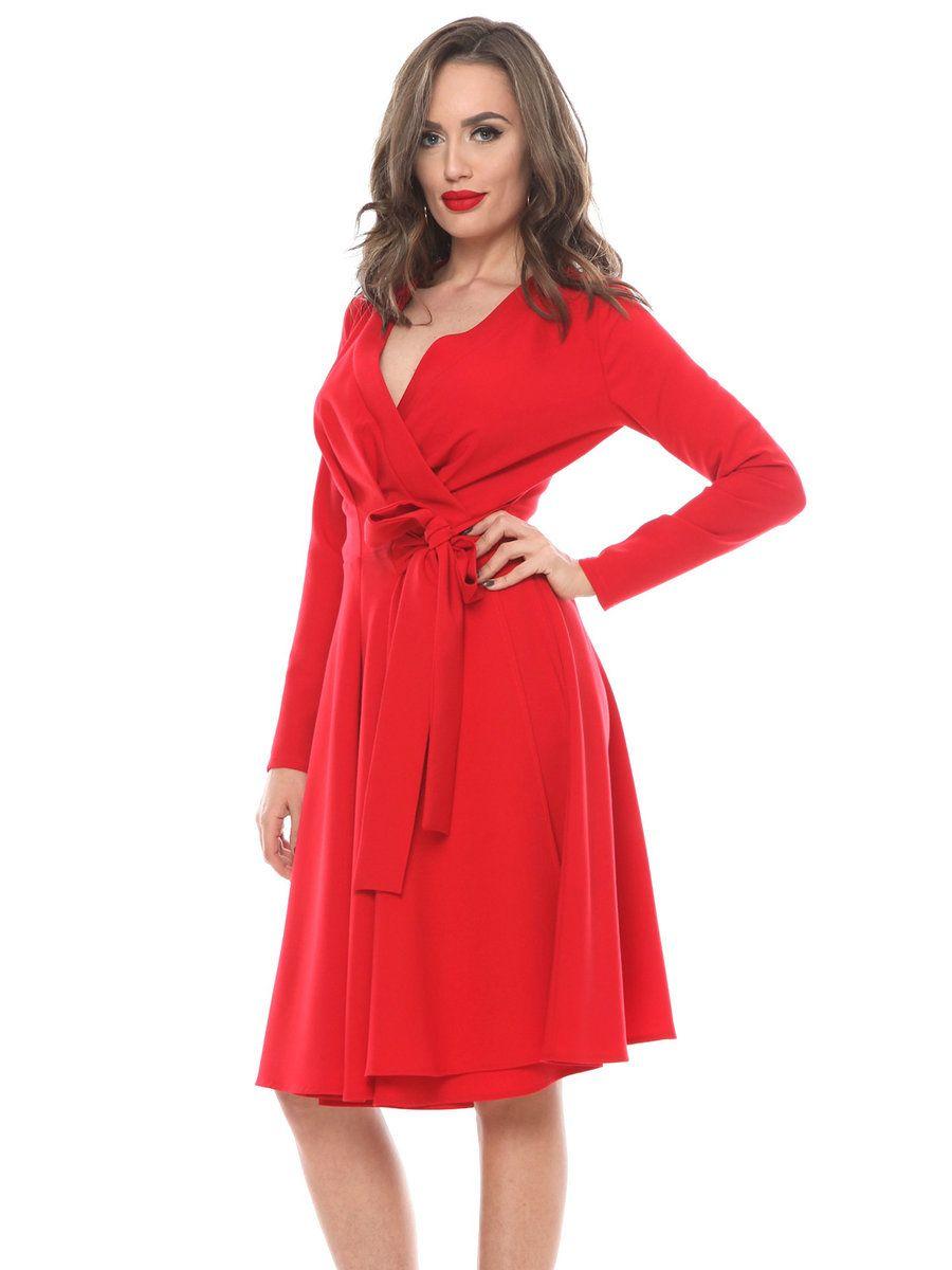 Adorewe stylewe midi dresses designer roserry red elegant long