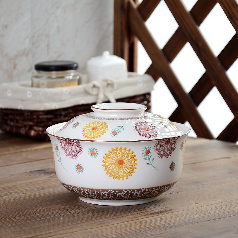 Anese Ceramic Bowl Instant Noodle