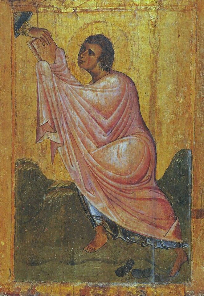 Μονή Σινά, εικόνα 13ου μ.Χ. αιώνα.