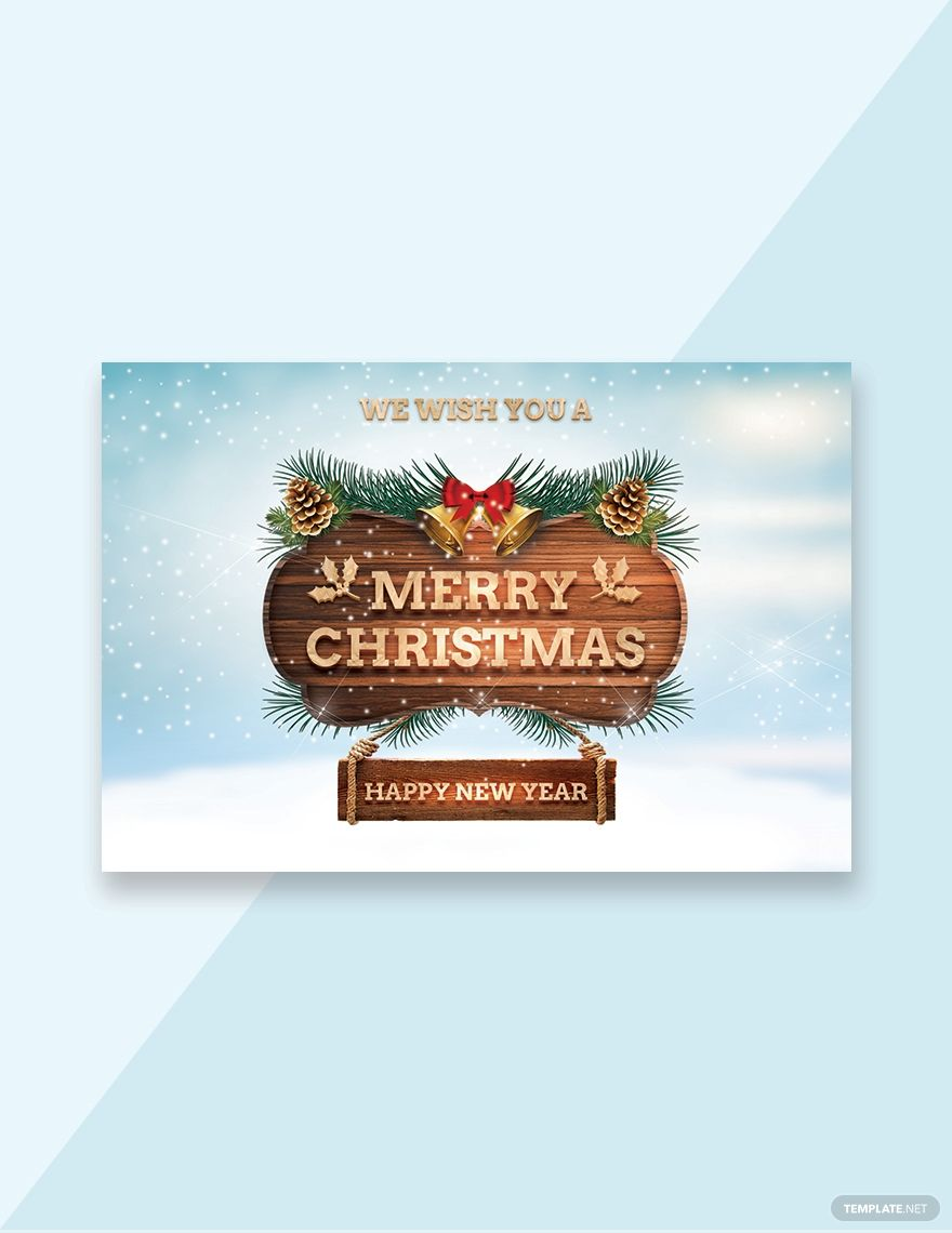 Free Sample Christmas Greeting Card Template Word Doc Psd Apple Mac Pages Publisher Christmas Greeting Card Template Christmas Card Template Greeting Card Template