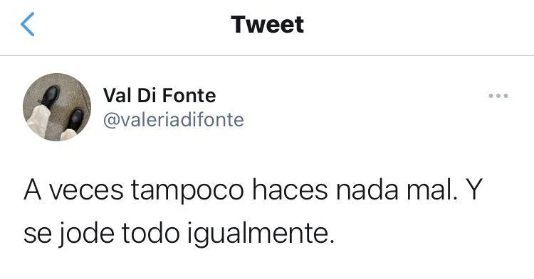 @valeriadifonte on Twitter 🍃