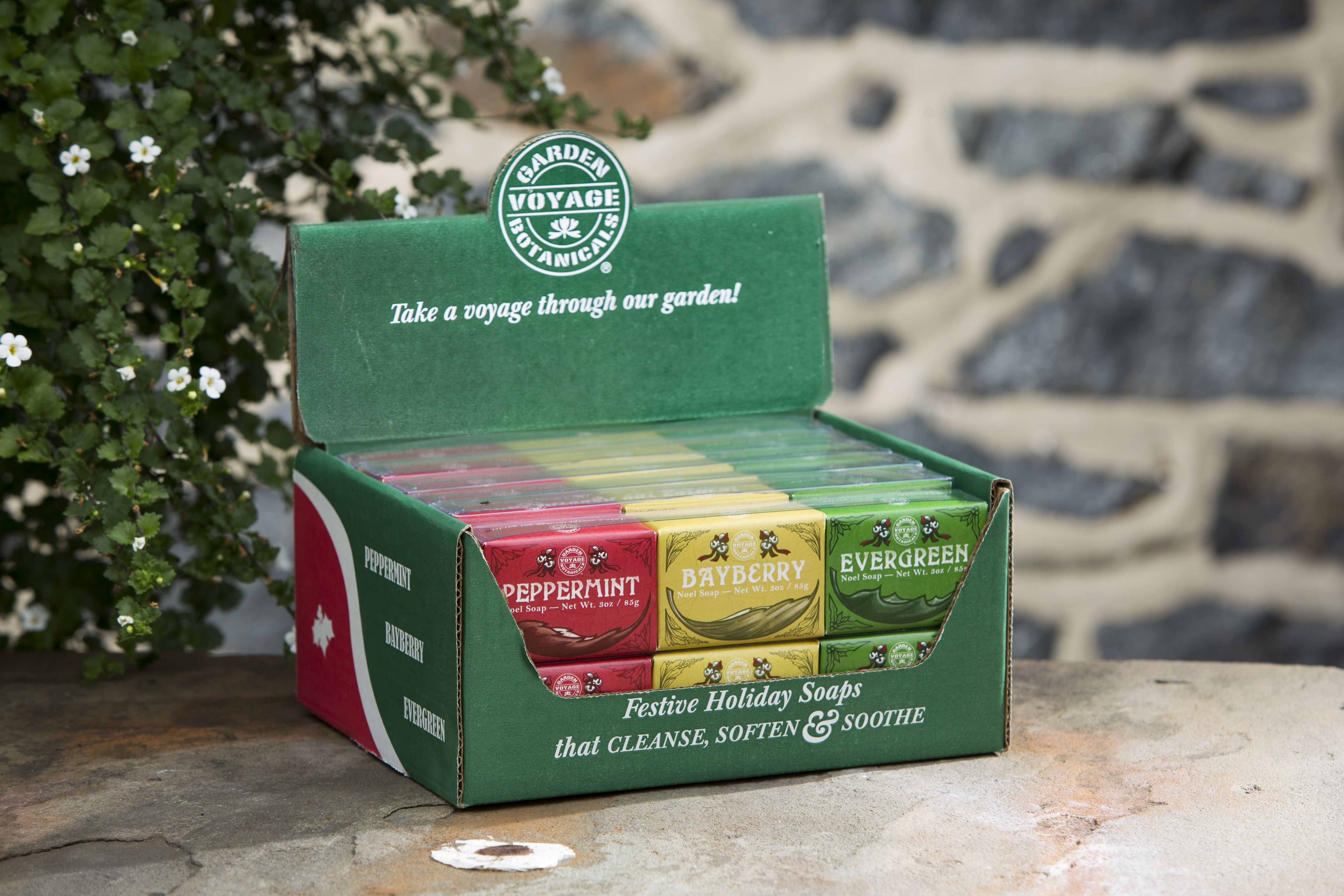 Noel Soaps Make The Perfect Holiday Gift For Teachers Office Mates Or Friends Purchase At Gardenvoyage Com Holiday Gifts Holiday Festival Holiday Soap