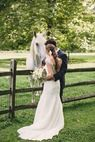 French-Inspired Winery Wedding