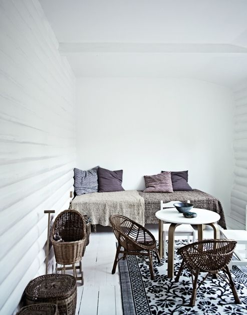 Inspiration for playroom space