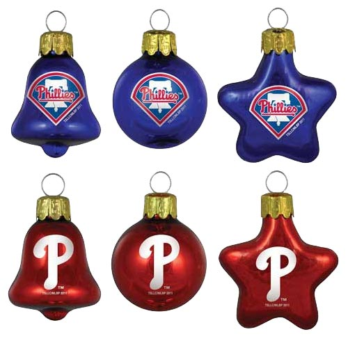 Philadelphia Phillies Christmas Ornament | Philadelphia ...