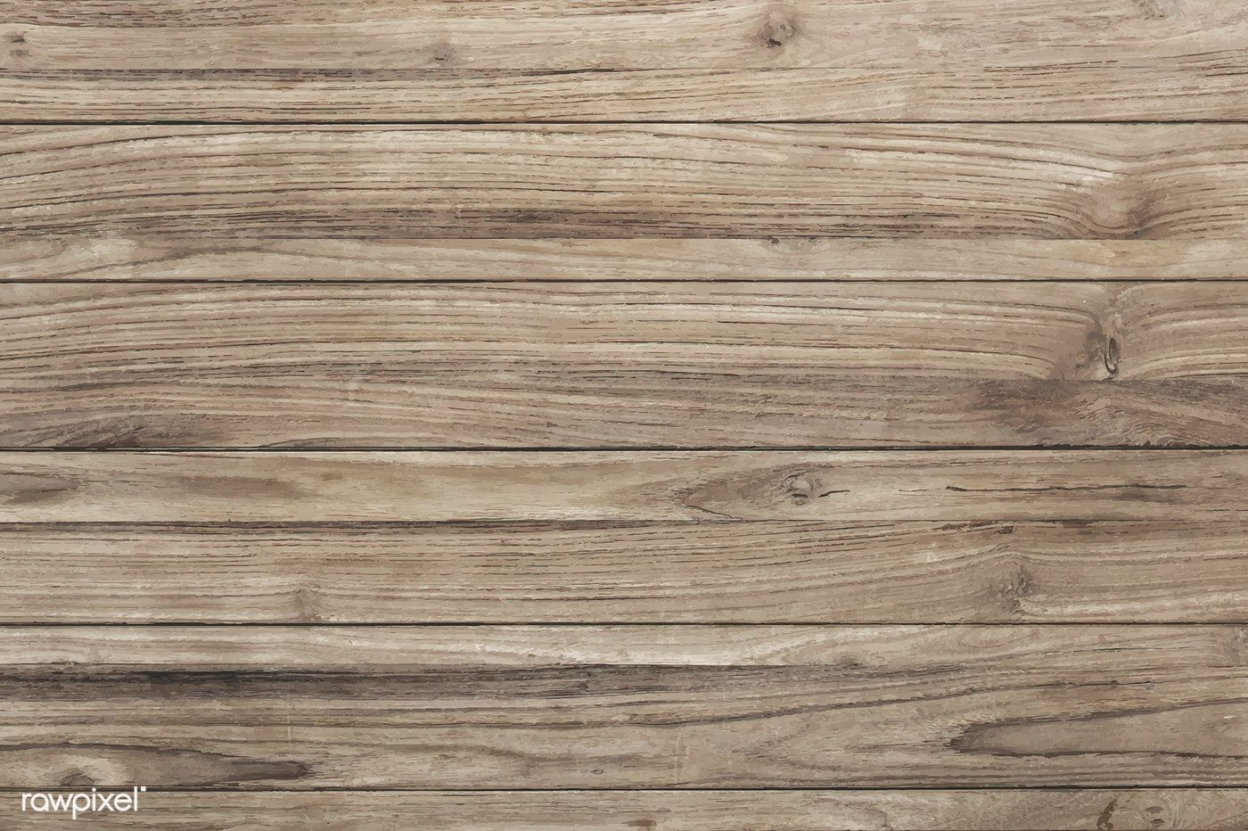 Download premium vector of Faded brown wooden texture