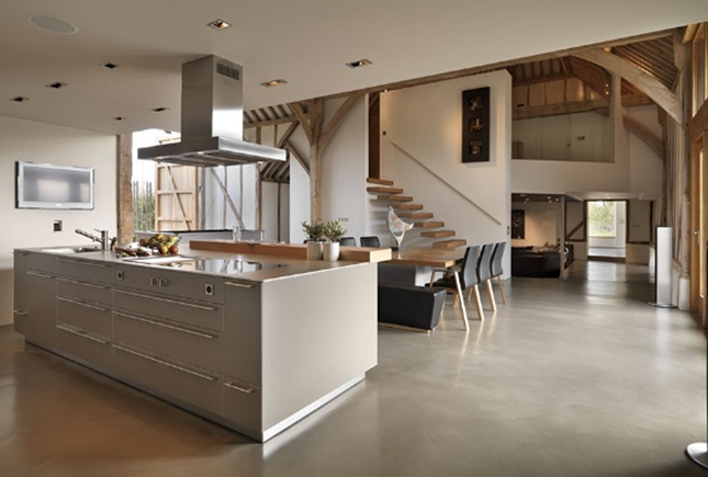 20 Stunning Barn Conversions That Will Inspire You To Go Off The Grid! Via  Brit Part 29