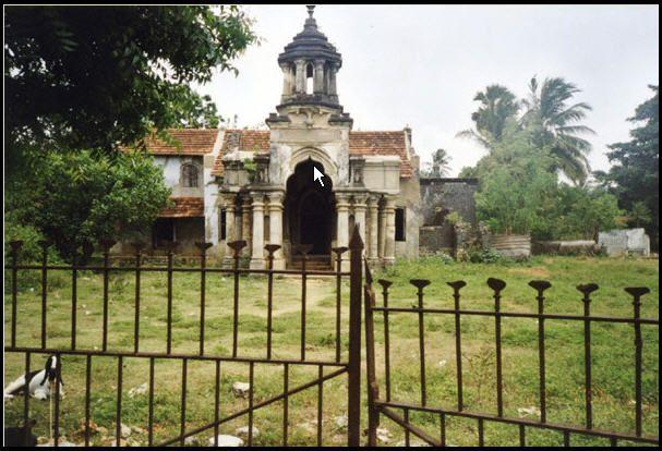 Sangili Thoppu Jaffna Palace Sri Lanka August 2004 Jaffna