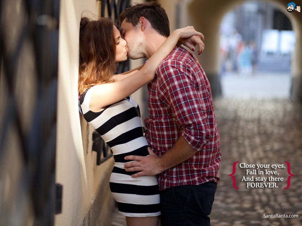Free Wallpaper of love kiss hot Download - Wallpaper of ...