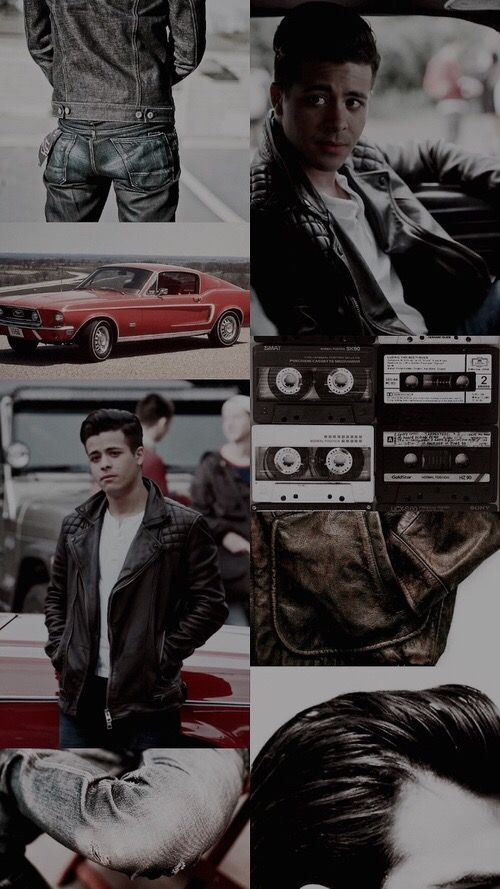 Image result for tony 13 reasons why aesthetic