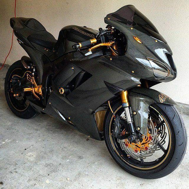 Kawasaki Zx6r Instagram At Thejudge64 Motorcycle Mayhem