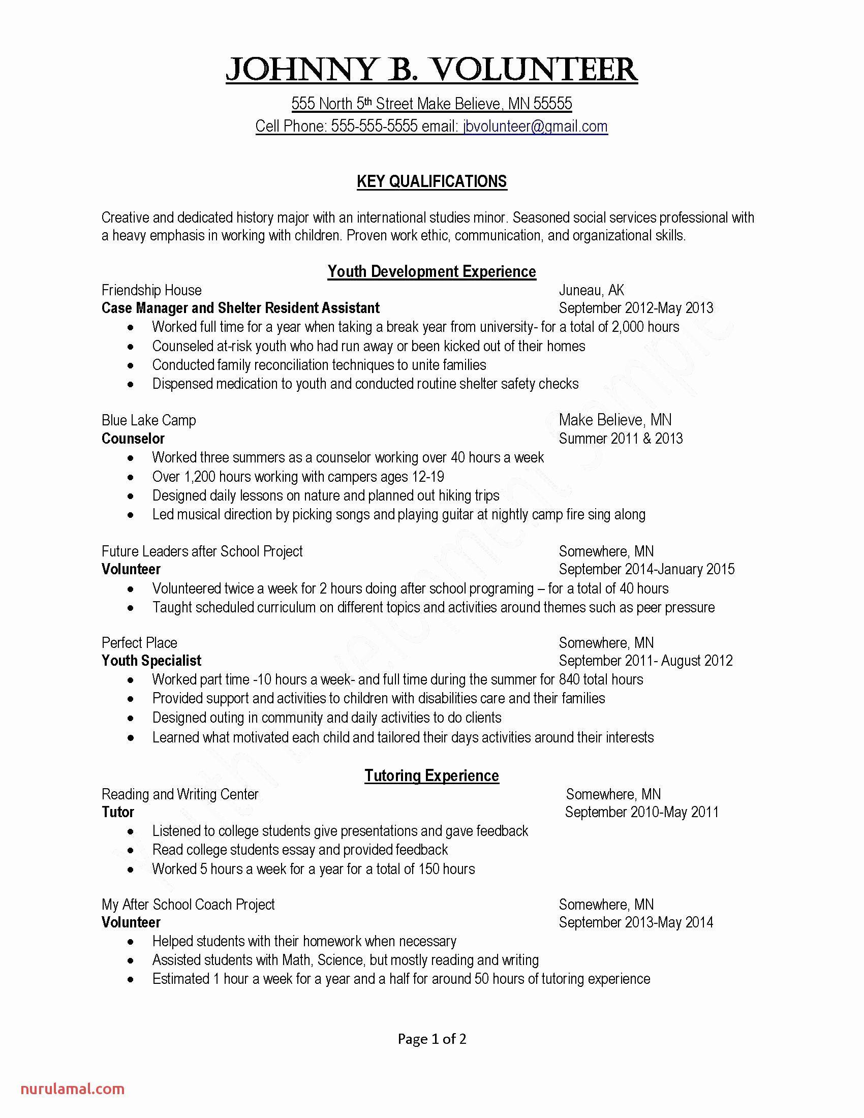 Pin On Job Resume