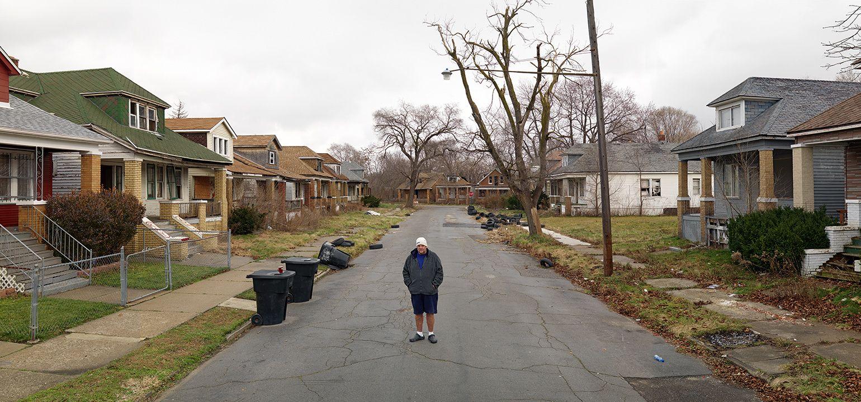 Detroit neighborhood detroit abandoned neighborhood for Abandoned neighborhoods in america