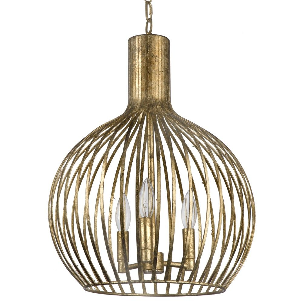 Redefine contemporary style with the Abby Pendant from Regina Andrew Design. With an artist's eye, their assortment skillfully mixes modern with rustic, elegant with casual, romantic with relaxed. They have an eclectic vision that resonates with natural style.