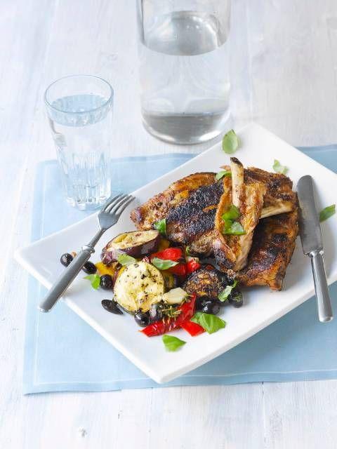 BBQ-marinoidut possun ribsit | Rajamäen