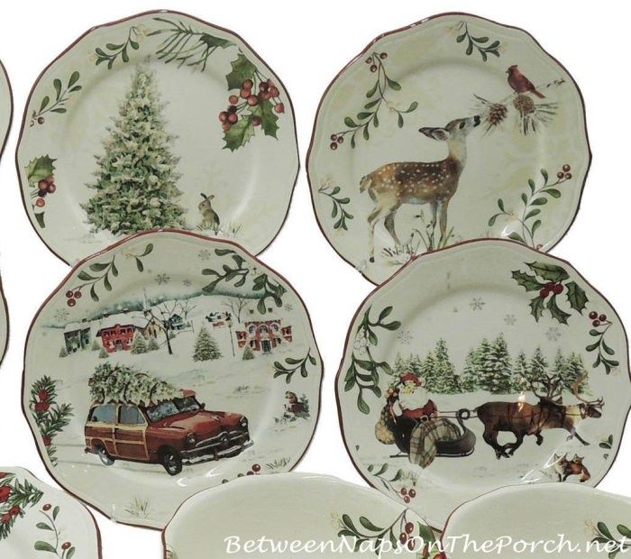 f94f6e37bb36fde4a4eb0744983e34cf - Better Homes And Gardens Winter Forest Dishes