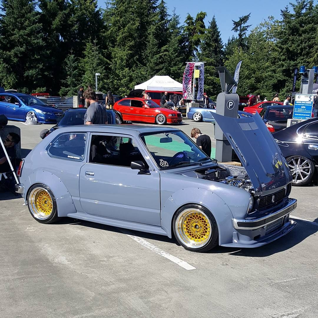 One Of The Awesome Cars Here At Stancewars Seattle