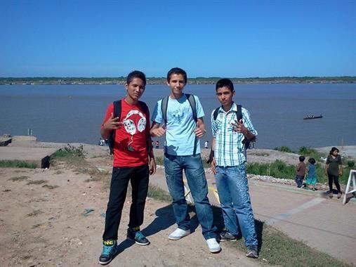 Acabo de compartir la foto de karen  Común Cuba que representa a: Río Ucayali