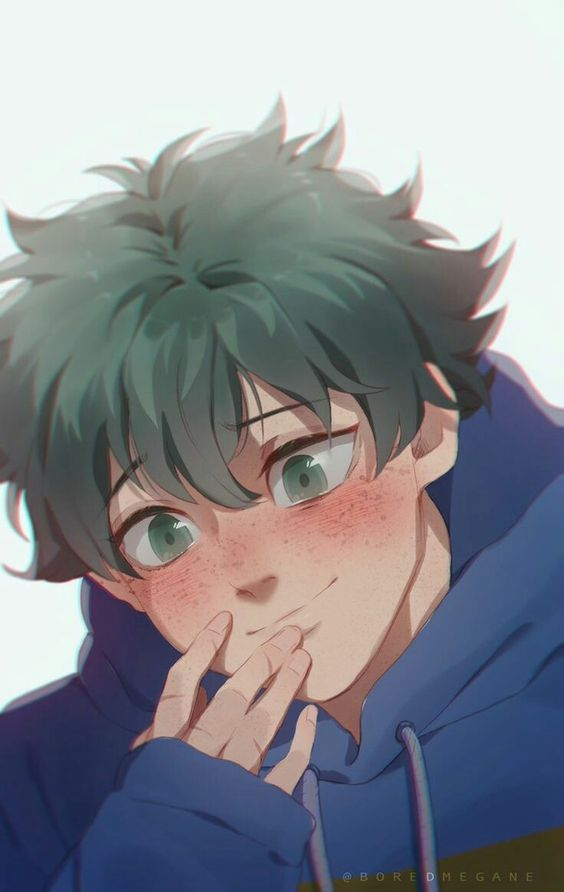 Deku Icon Cute Anime Guys Anime Anime Characters