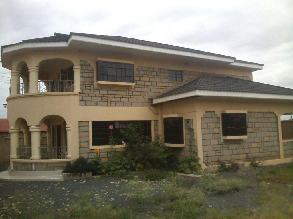 5 Bedroom House For Sale In Utawala For Ksh 15 000 000 With Web Reference 102632112 Property 24 Kenya House Styles House 5 Bedroom House