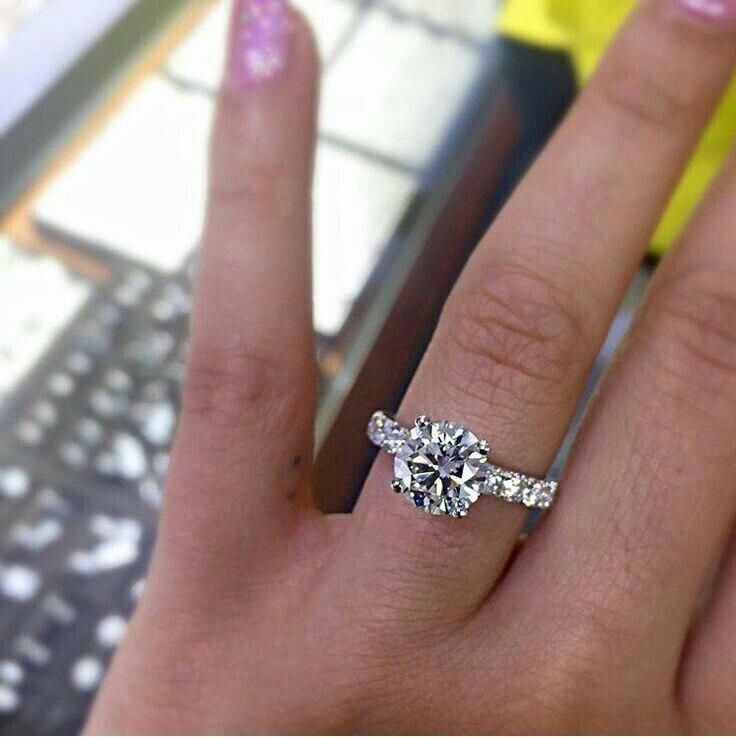 Selfconfident protected engagement ring inspo Contact Me