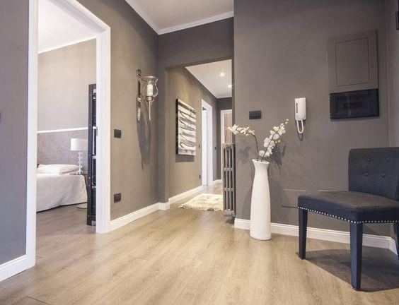 Ristrutturazione appartamento milano ingresso corridoio for Foto appartamenti moderni