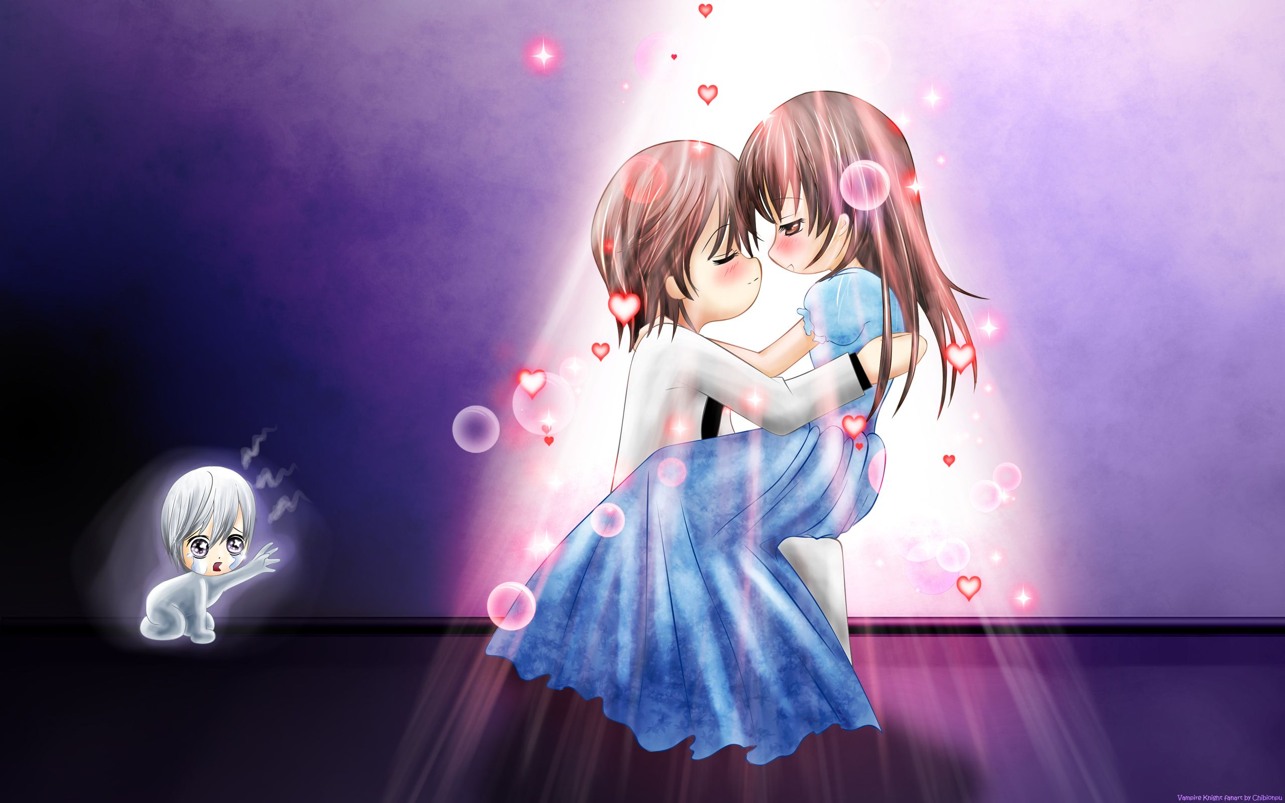 Vampire Knight Wide Live Hd Wallpapers Anime Wallpaper Vampire Knight Anime Background