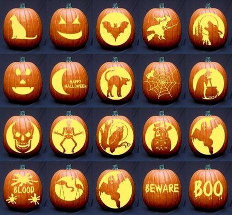 38 halloween pumpkin carving ideas how to carve. Black Bedroom Furniture Sets. Home Design Ideas