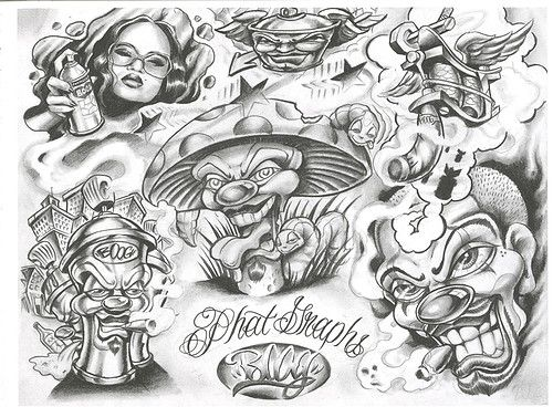 Chicano Tattoo Designs Tattoovoorbeeld Pattern Tattoo Chicano Tattoo Chicano
