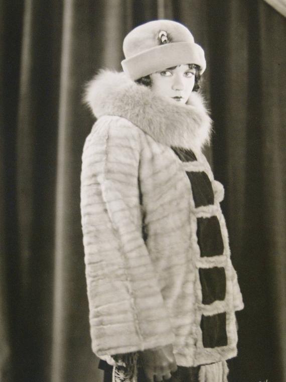 Marie Prevost Original Flapper Studio Photo Silent Film Star 1920's