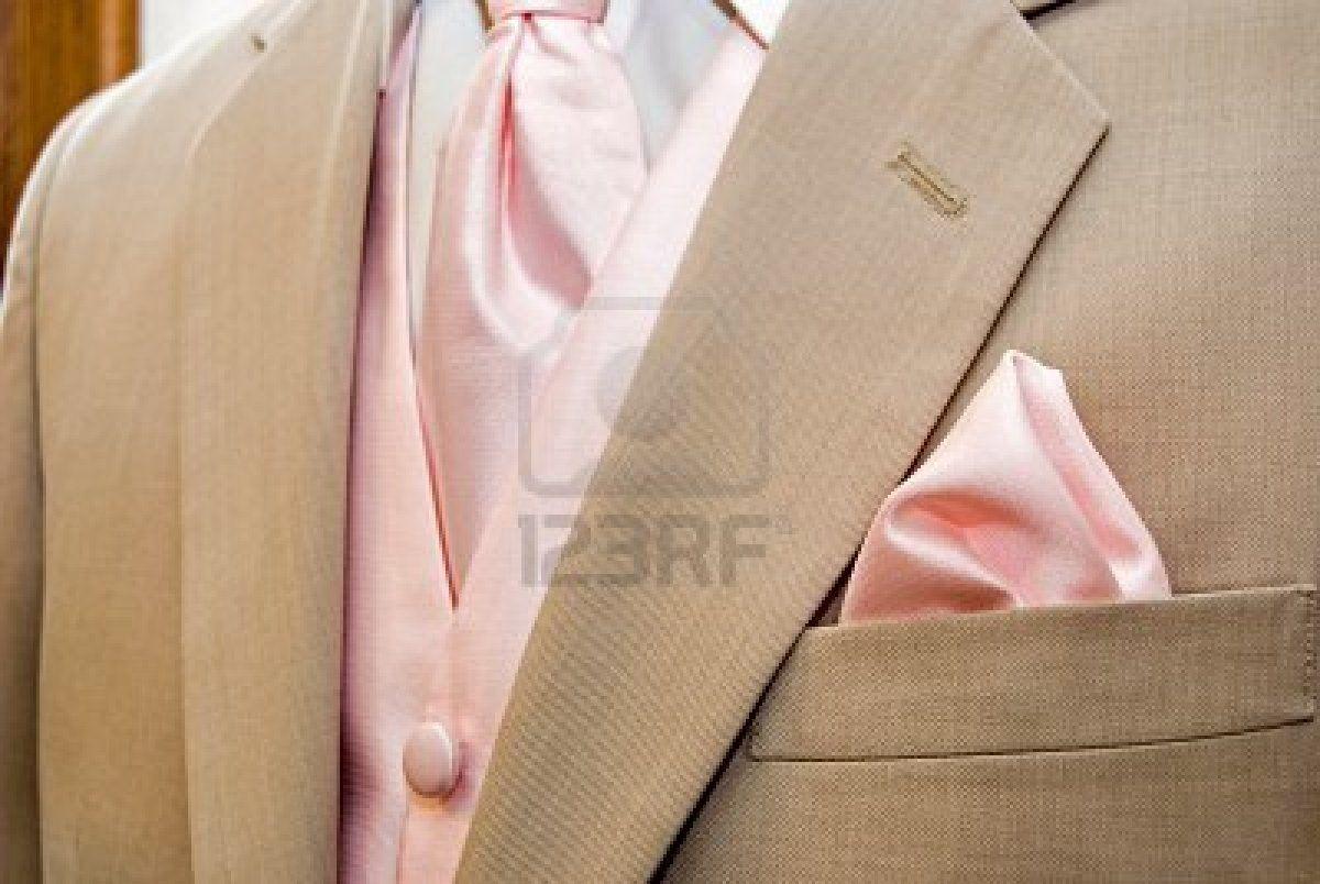 Mens Suit Wedding Orange