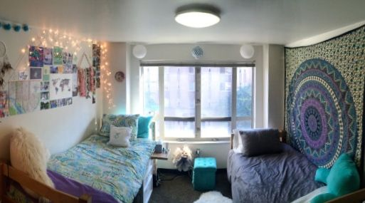 The George Washington University Potomac House Dorm