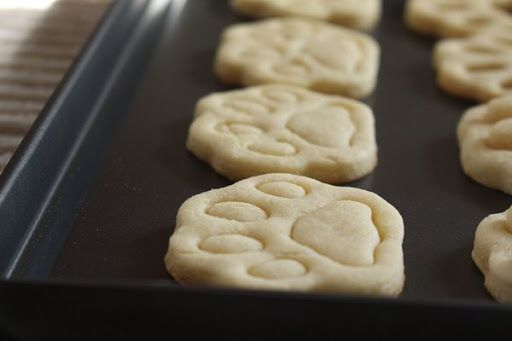 5 Ingredient Applesauce Dog Treats Recipe Dog Biscuit Recipes