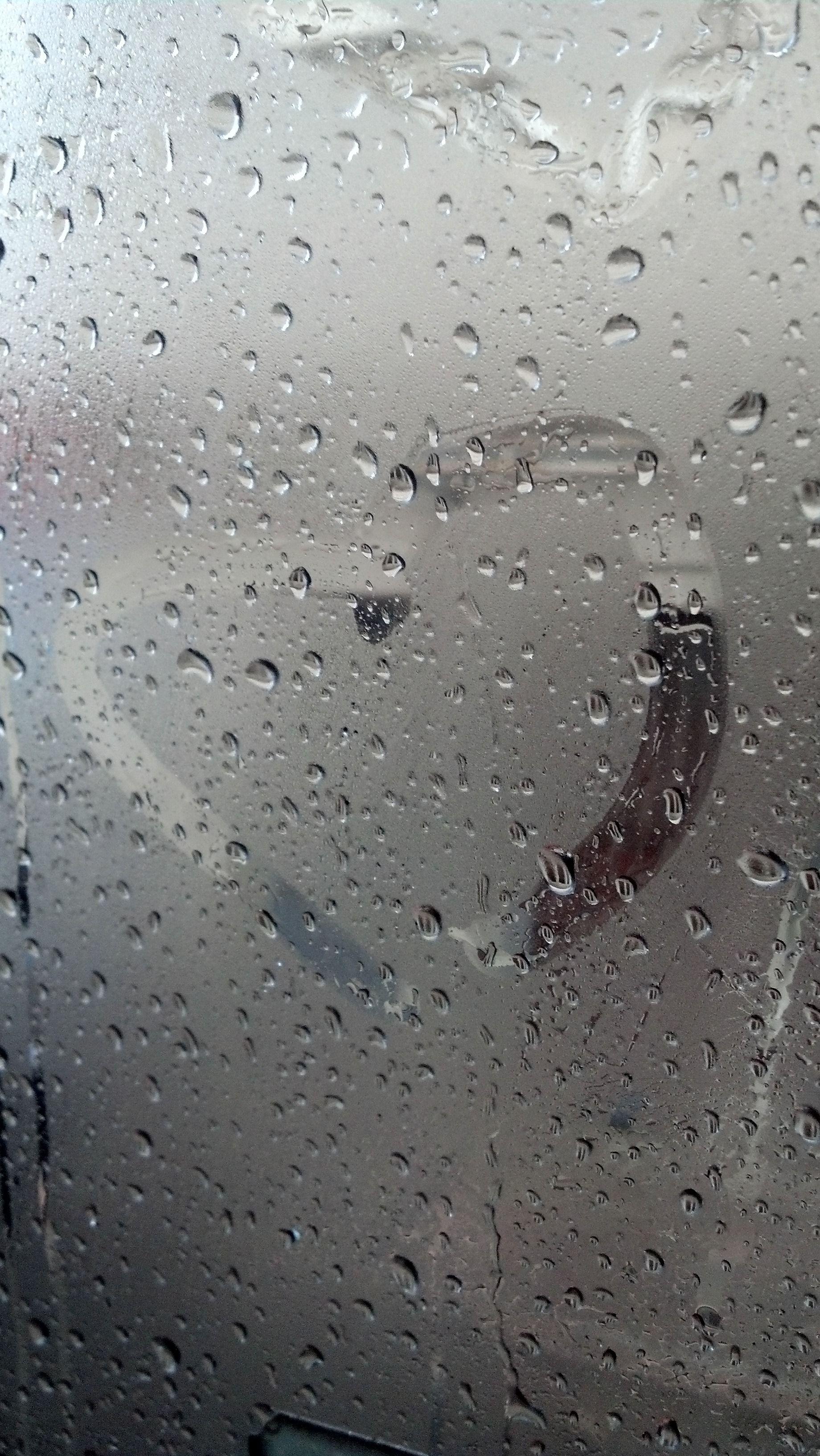 Chuva, muita chuva! Deus abençoe!