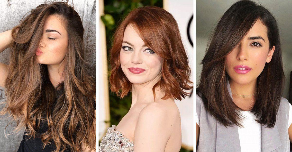 Dorado Bronce O Chocolate Descubre Qué Tono De Cabello Le Va Mejor A Tu Color De Piel Celebrity Hair Colors Blonde Hair Looks Hair
